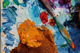 palette
