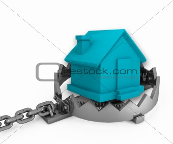 3d metal trap