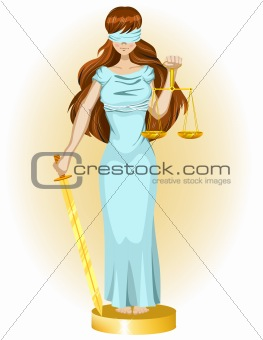 Justice girl