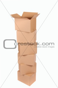 cardboard box