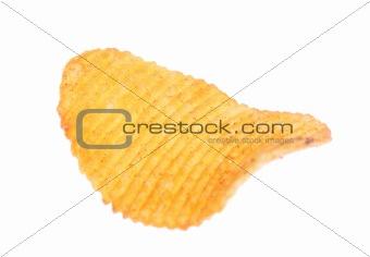 slice of potato chips