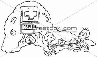 Ant Hospital