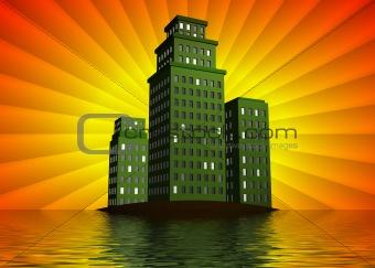 Greener buildings