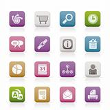 Web Site, Internet and computer Icons