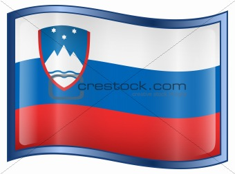 Slovenia Flag icon