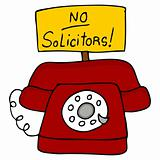 No Solicitors Telephone