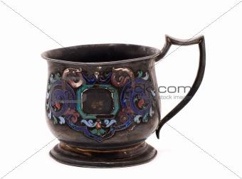 Antique cup