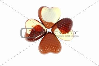 Little chocolates