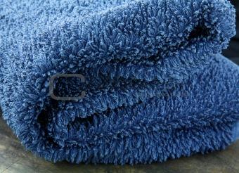 blue  towel  spa concept