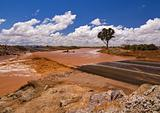 Floodway in South Australia