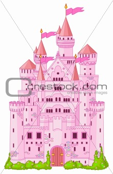 Magic princess Castle