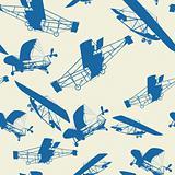 Planes pattern