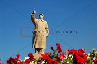 Chairman Mao's Statue