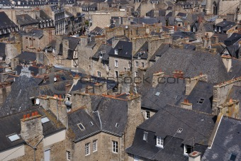 old roofs