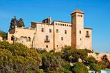 Tamarit Castle, in Tarragona, Spain