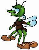 Four-legged Bug