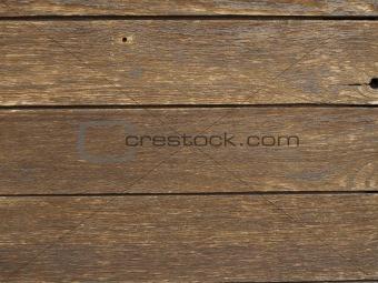 A wood texture.