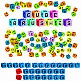 cube_brushes_alphabet_numbers