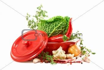 Beautiful vegetables