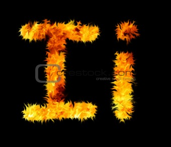 flame symbol