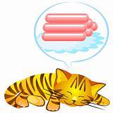 vector cat's dream