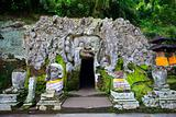 Elephant Cave Temple in Bali