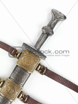 Antique Roman Dagger