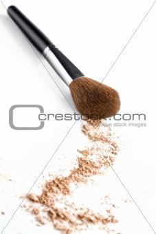 powdering