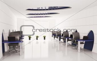 Computer office 3d