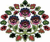 flower emblem