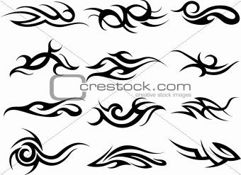 tribal element design