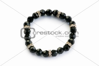 Bracelet isolated on the white background