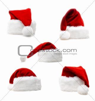 santa's hats