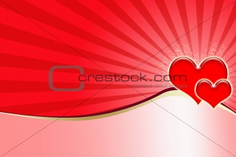 Illustration of background to the day of Sainted Valentine