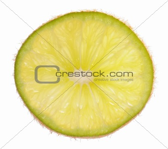 Genetic engineering - grapefruit inside of a kiwi