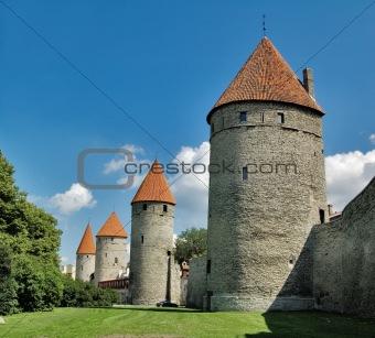 Old Tallinn.