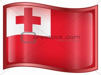 Tonga Flag icon.