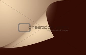 Backgound illustration Page turning