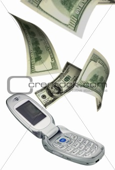 Cellphone money