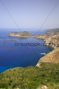 View over to Assos