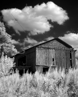Small Infrared barn