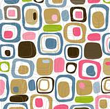 Retro Candy Squares (Vector)
