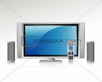 Home Entertainment   High-Def TV