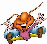 Very happy bug