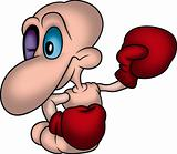 Wormling Boxer