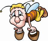 Flying Humble-Bee
