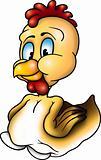 Sweet hen
