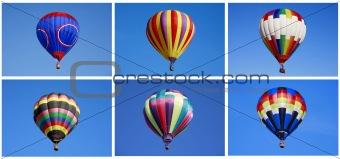 Multiple Balloons