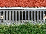 Stadium drain