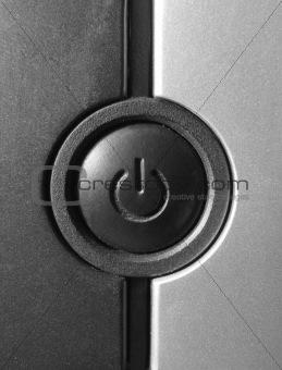 Power button closeup